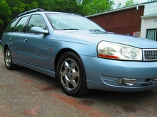 2004 Saturn Wagon L200 Side 1