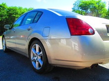 2006 Nissan Maxima Side 1