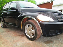 2007 Chrysler PT Cruiser Side 2