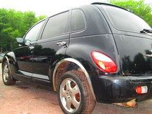 2007 Chrysler PT Cruiser Back