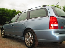 2004 Saturn Wagon L200 Back
