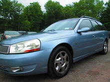 2004 Saturn Wagon L200 Side 2